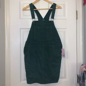 Coverall/overall dress
